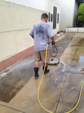 San Antonio Commercial Power Washing